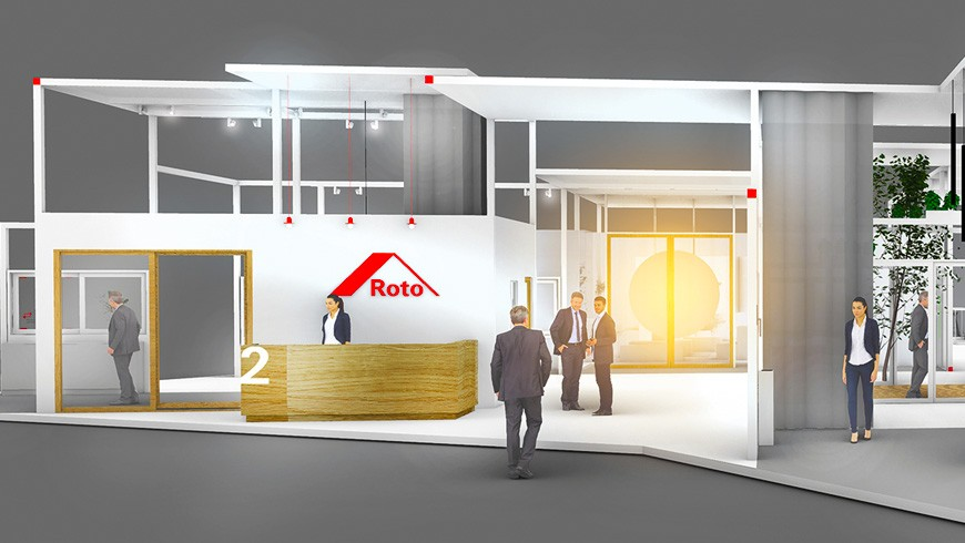 Grupo Roto na Fensterbau Frontale 2020