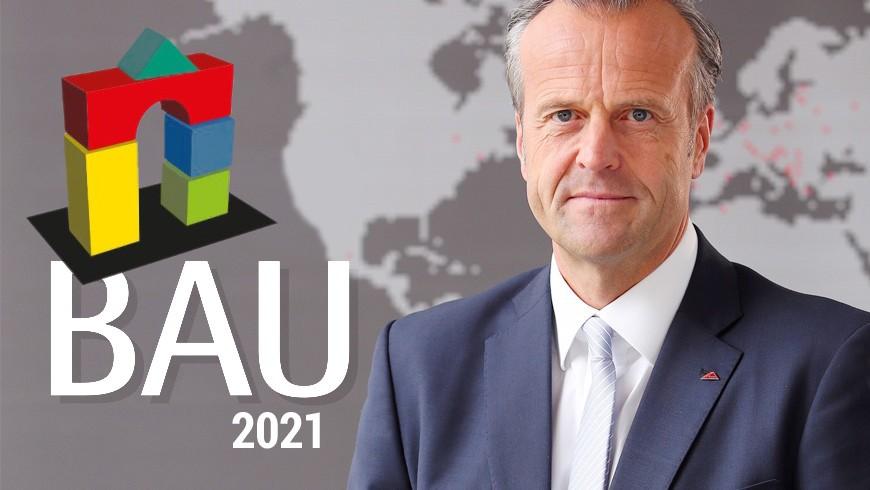 """Roto não estará presente na """"BAU"""" 2021"""